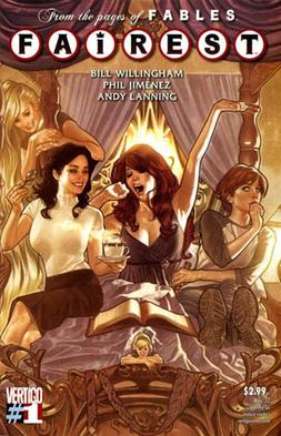 Fairest comics  Wikipedia