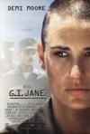 Film poster for G.I. Jane - Copyright 1997, Ho...