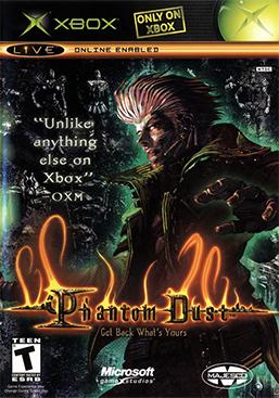 Phantom Dust  Wikipedia