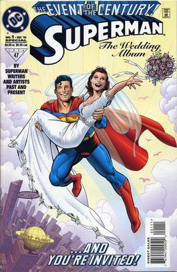 Superman The Wedding Album  Wikipedia
