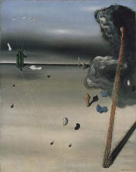 Yves Tanguy, 1927, Surrealism