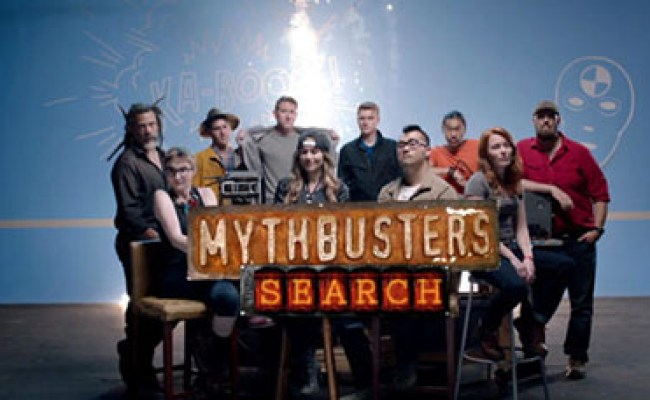Mythbusters The Search Wikipedia
