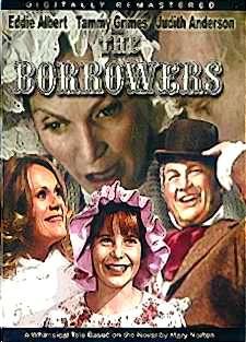 The Borrowers 1973 film  Wikipedia