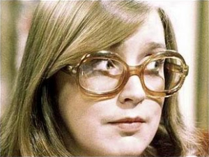 Deirdre as she appeared in the 1970s.