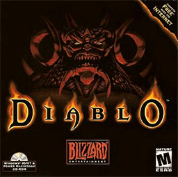 The CD insert for Diablo