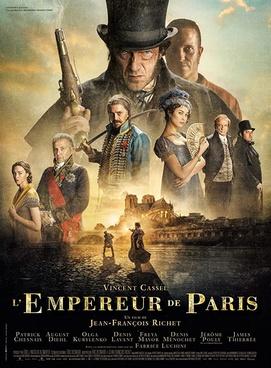 Film L Empereur De Paris : empereur, paris, Emperor, Paris, Wikipedia