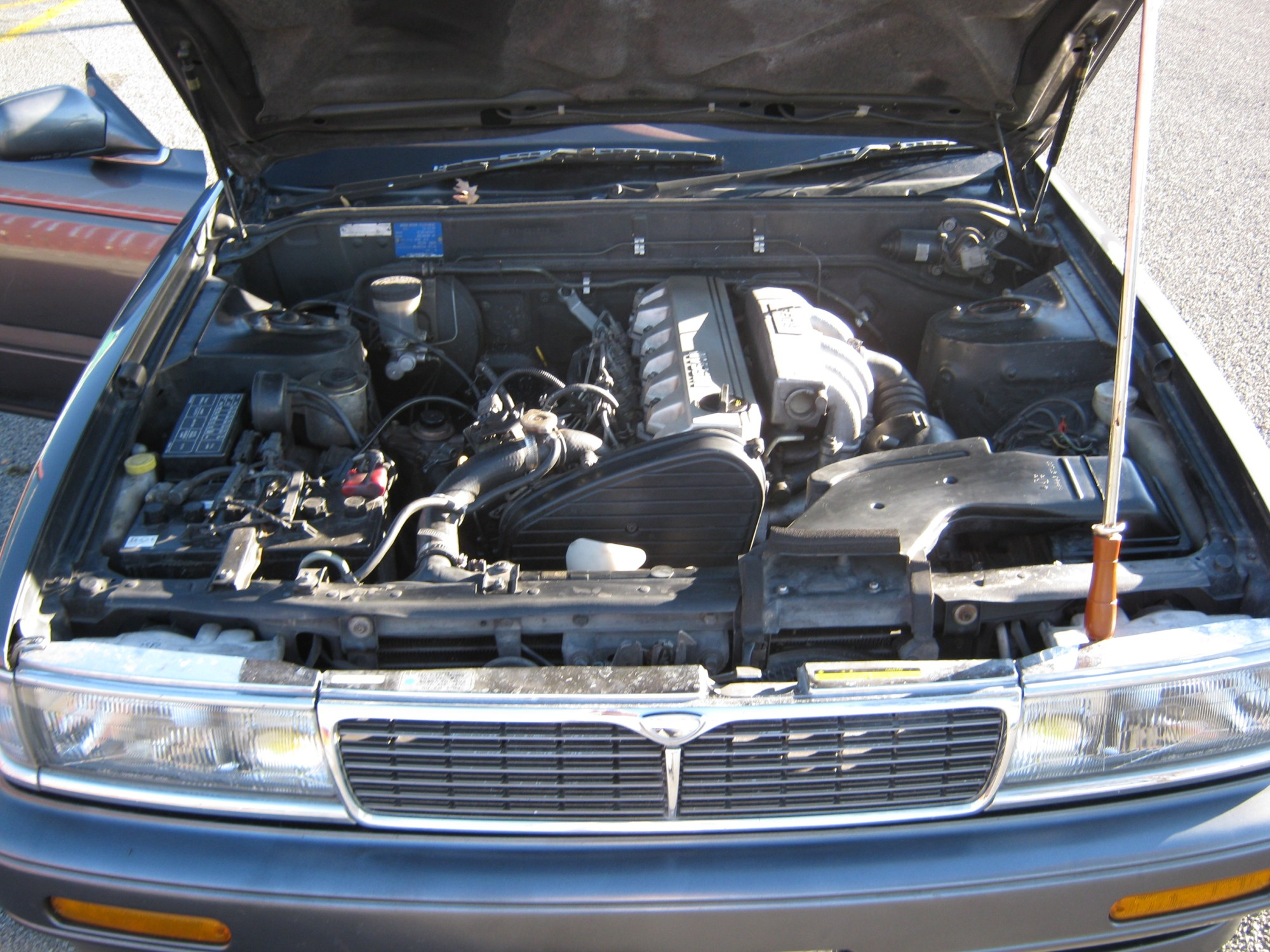 hight resolution of rd28 series 1 in a c33 nissan laurel