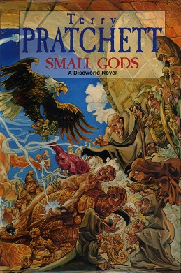 Book:Small Gods - Discworld & Terry Pratchett Wiki