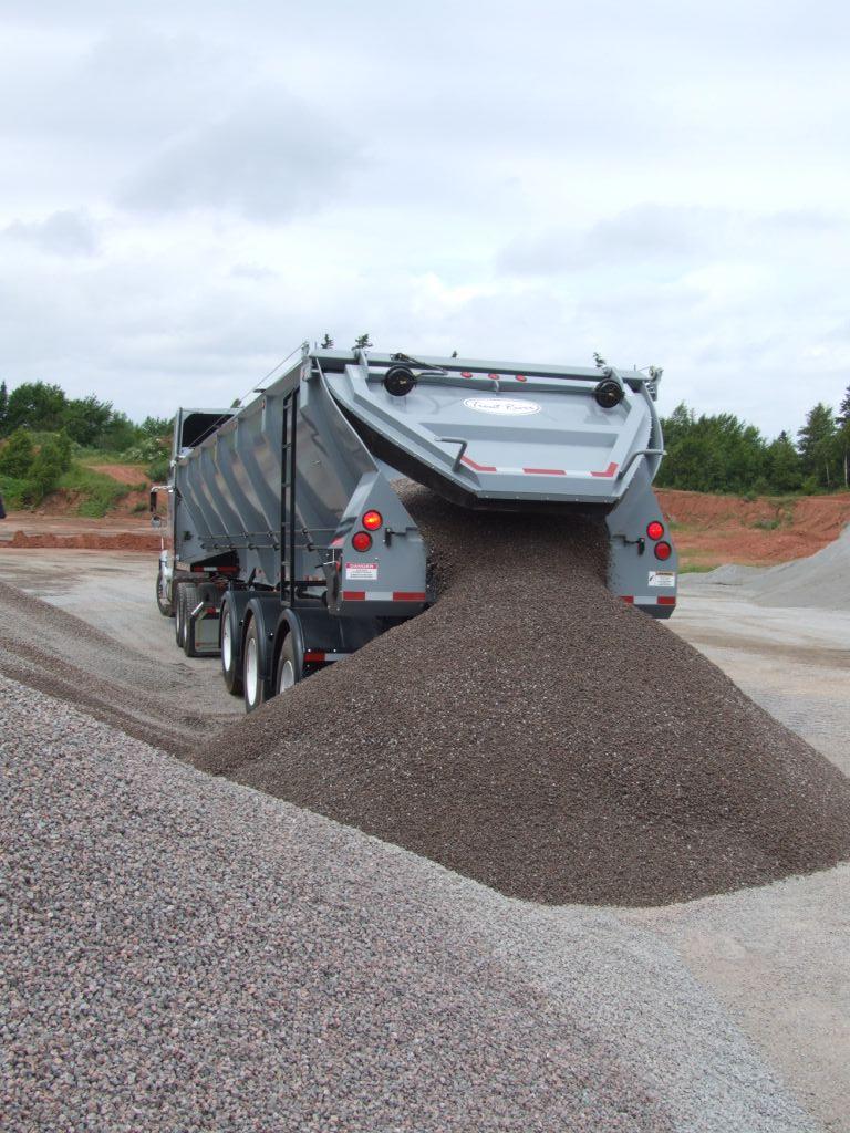 How Many Tons Can A Dump Truck Haul : truck, Bottom, Trailer, Wikipedia