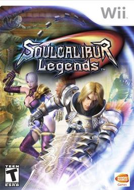 Soulcalibur Legends Wikipedia