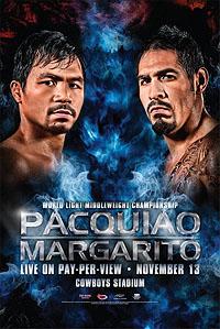 Manny Pacquiao vs. Antonio Margarito