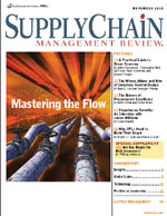 Cover of Supply Chain Management Review