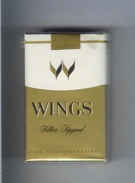 Wings cigarette  Wikipedia