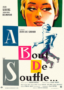 Film Avec Jean Paul Belmondo : belmondo, Breathless, (1960, Film), Wikipedia