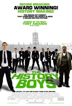 The History Boys film poster