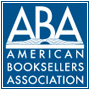 Logo of the American Booksellers Association.