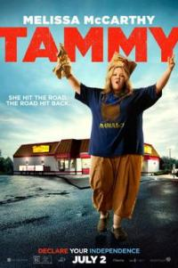 Poster for 2014 comedy Tammy