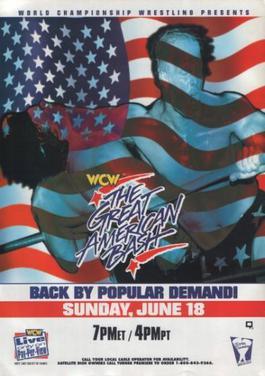 The Great American Bash 1995  Wikipedia