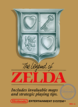 The Legend of Zelda (video game)