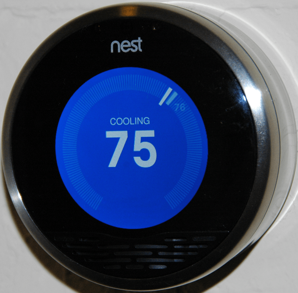 medium resolution of heat and cooling thermostat wiring diagram for two 3 nest