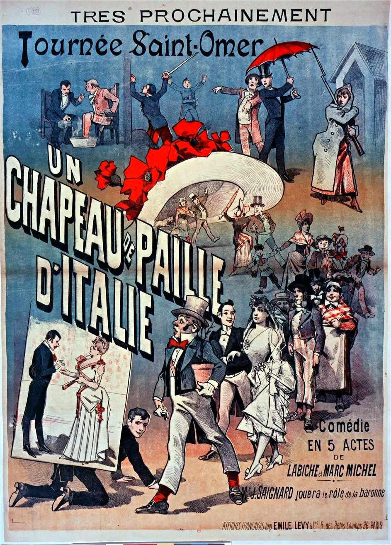 Le Chapeau De Paille D Italie : chapeau, paille, italie, File:Un, Chapeau, Paille, D'Italie.jpg, Wikipedia