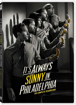 always sunny in philadelphia season 9
