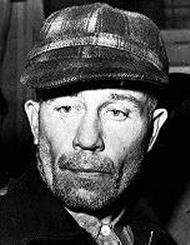 Ed Gein, Le Boucher : gein,, boucher, Wikipedia