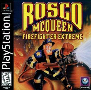 Rosco McQueen Firefighter Extreme Wikipedia