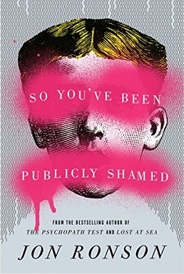 Image result for so you've been publicly shamed