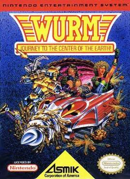 Wurm Journey To The Center Of The Earth Wikipedia