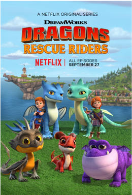 Le Prince Dragon Streaming : prince, dragon, streaming, DreamWorks, Dragons:, Rescue, Riders, Wikipedia