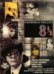 """A single scene in Fellini's """"8 1/2"""" unlocks the secret of"""