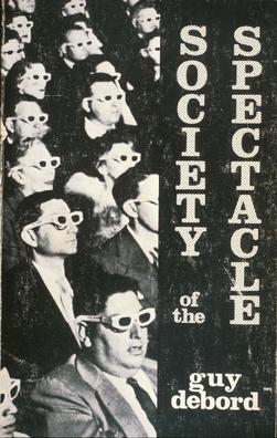 Cover of film The Society of the Spectacle, by...