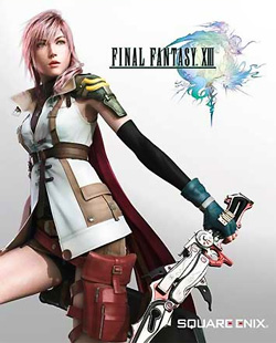 FFXIII Cover Art