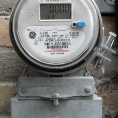 Ge Kilowatt Hour Meter Wiring Diagram Trailer Socket Electricity Wikipedia North American Domestic Electronic