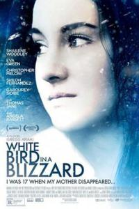 Poster for 2015 mystery thriller White Bird in a Blizzard