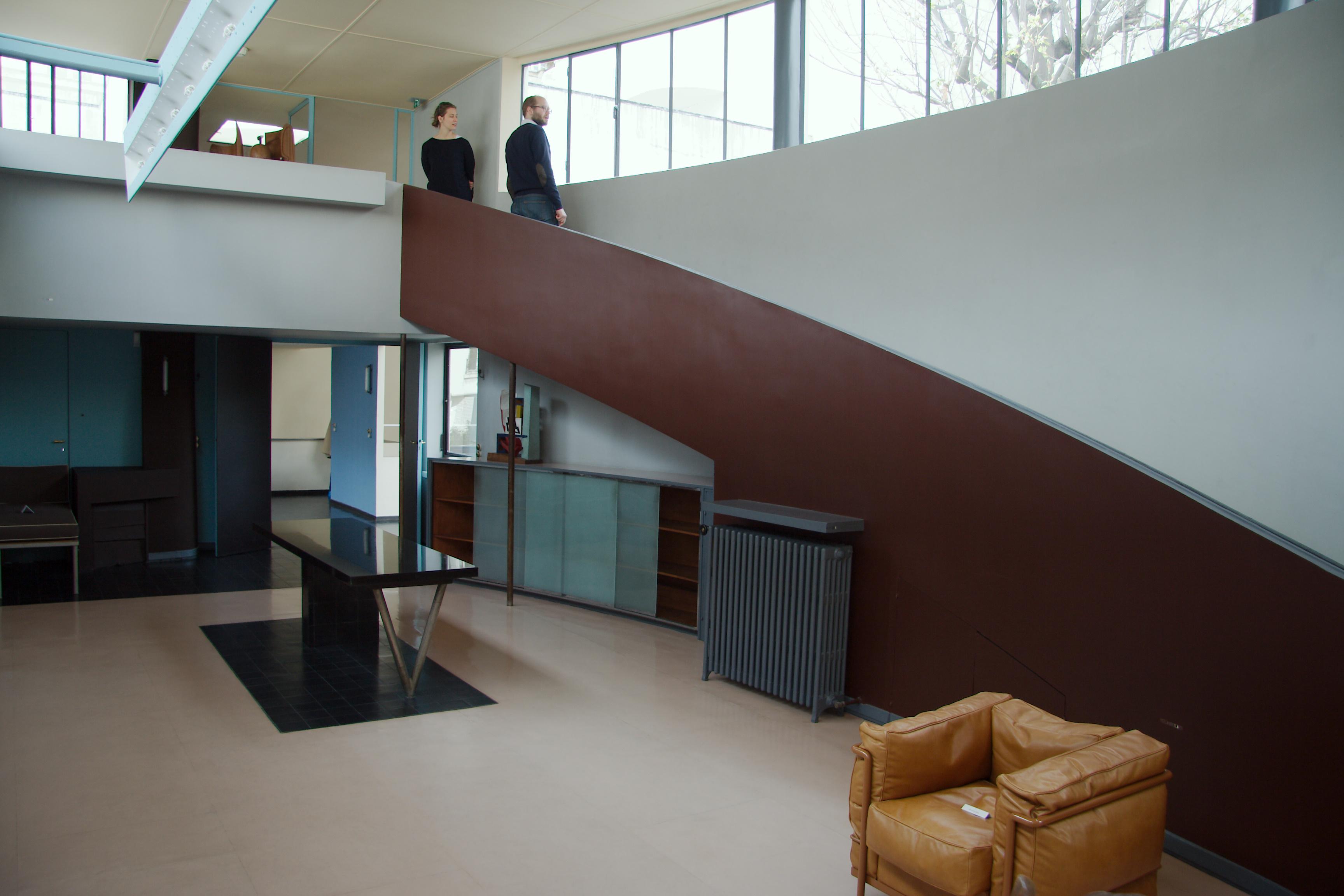 Villa Savoye Design Concept