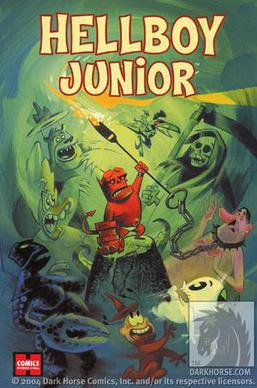 Hellboy Junior  Wikipedia