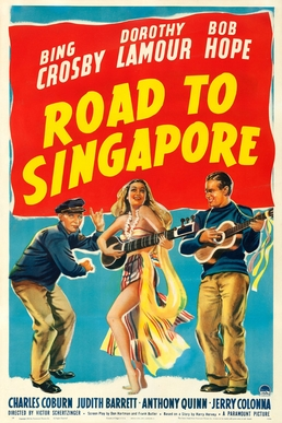 Poster - Road to Singapore