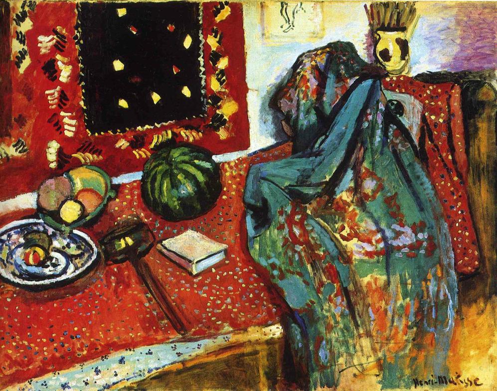 https en wikipedia org wiki file henri matisse 1906 le tapis rouge int c3 a9rieur au tapis rouge oil on canvas 89 x 116 cm mus c3 a9e de grenoble jpg