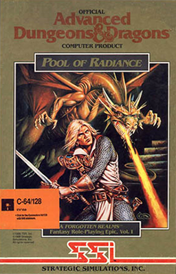 Image result for pool of radiance