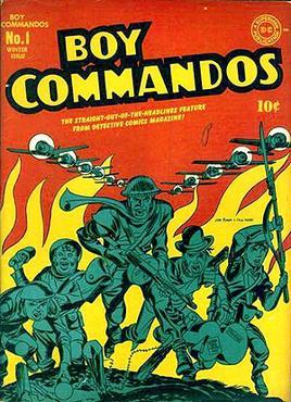 Boy Commandos Wikipedia