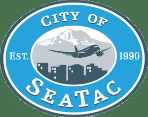 Official seal of SeaTac, Washington