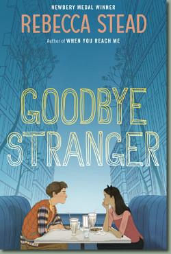 goodbye stranger 2015 novel