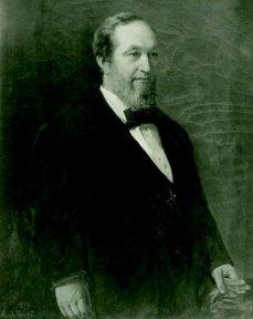 McFadden Alexander Newell, the first principal...