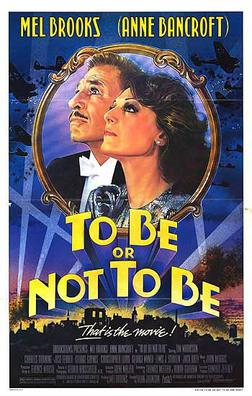 To Be Or Not To Be Lubitsch : lubitsch, (1983, Film), Wikipedia