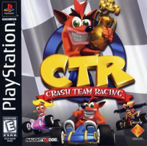 Image result for crash team racing