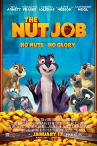 Poster for 2014 animated comedy The Nut Job