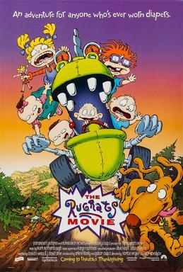 Rugrats Theme Song Lyrics : rugrats, theme, lyrics, Rugrats, Movie, Wikipedia