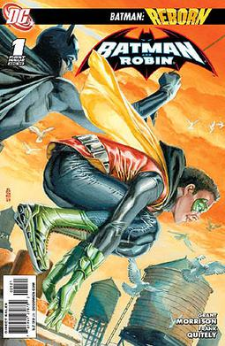 Batman and Robin (comic book)